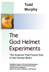 The God Helmet Experiments - Book cover image